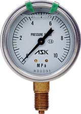 ASK Pressure gauge_OPG60-www.tjsolution.com