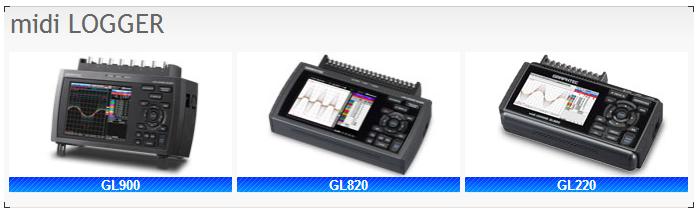 Gl220 Midi Data Logger : T j solution graphtec data logger recorder อุปกรณ์