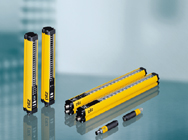 Pilz Light barriers, light curtains and light grids are all classed as electrosensitive protective equipment (ESPE).