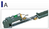 Tohnichi_power torque_A series_Provisional tightening by air motor and final tightening by hand.