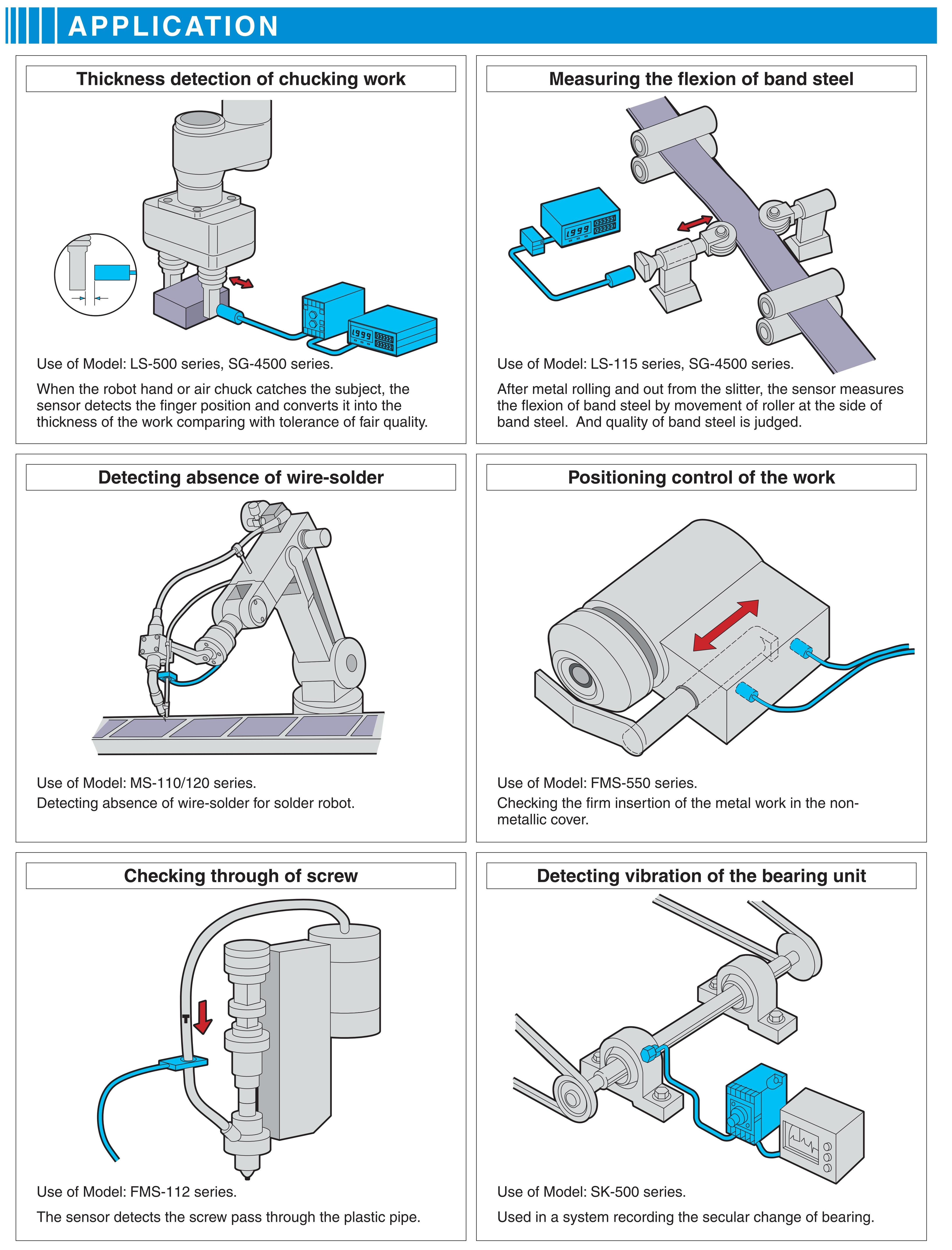 T J Solution Sentec Sensor Product