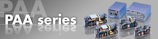 Cosel Power supply - PAA Series
