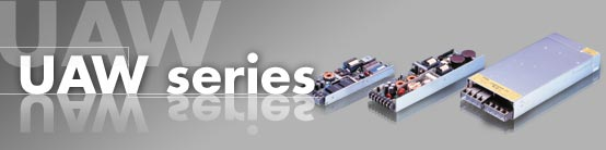 Cosel Power Supply UAW Series