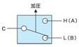 ACT Pressure switch- SP_diagram